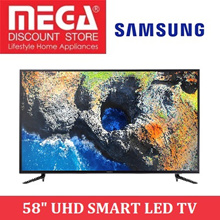 SAMSUNG UA58NU7103 58INCH UHD SMART LED TV / LOCAL WARRANTY