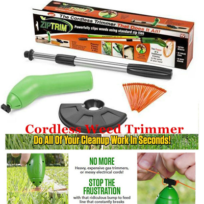 Image result for zip trim cordless weed trimmer