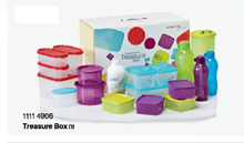 ★ FREE Gift ★ Authentic TUPPERWARE * Treasure Box * Lifetime Warranty * Immediate Delivery *