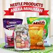 Aneka product minuman By nestle Professional