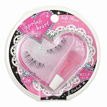 Spring Heart Eye Lash 26 1SH1656 1 set