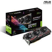 ASUS ROG Strix GeForce GTX 1070 OC edition 8GB GDDR5 with Aura Sync RGB for best VR  4K gaming