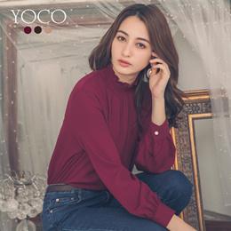 YOCO - Multicolor Versatile Turtleneck Top-182064-Winter