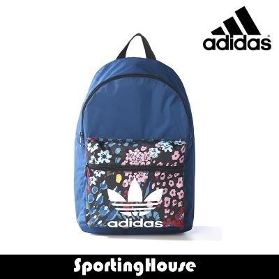 eb01a46762 Qoo10 - Adidas BP Classic Backpack AY9320   26 x 41 x 13 cm   Floral ...