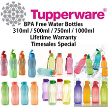 Time Sales Special ★Authentic Tupperware★ BPA Free Water Bottles * Tumbler * Sports * Barbie Doll