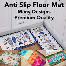 Home Floor Anti Slip Mat Rug for Bathroom Living Room Kitchen Balcony Main Door Sofa