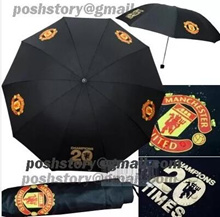AC Milan Barcelona Real Madrid Manchester United Arsenal Chelsea Liverpool Juventus umbrella sun