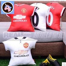14-15 season Manchester United home and away jerseys 45CM large pillow Rooney Mata Di Maria Van Pers