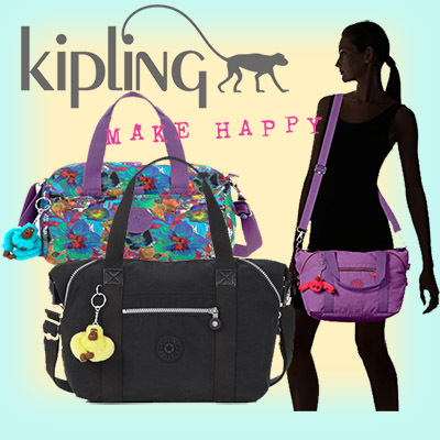 62c9471e85d6  New Arrival Kipling Fluer Katalina Maxwell Brienne Tote Bag Authentic  Guaranteed