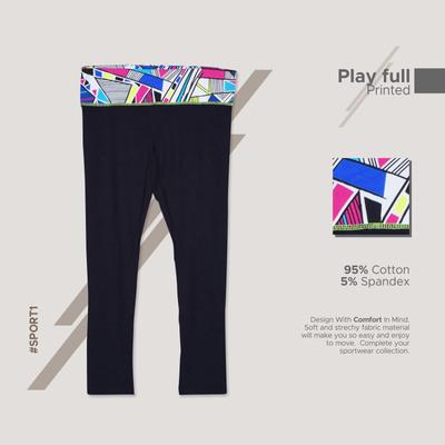 Yoga Long Pants_Playfull