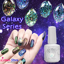 🌟NEW! Galaxy Series!★Crown Gelish Gel Nail Polish Over 500 Colors! 🔥 Long wear upto 30days!💘