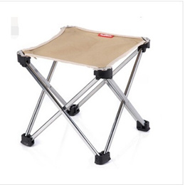 Outdoor portable folding stool small Mazar corners train sketching stool Folding chairs fishing stoo