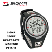 SIGMA SPORT HEART RATE MONITOR PC15.11 GREY