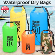 Waterproof Dry Bag◆Ocean Pack Tube Sling Backpack◆Sports Water Proof Bags Protective Swimming Wear