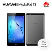 Huawei MediaPad T3 Tablet / 16GB ROM + 2GB RAM / 8inch Display / Local Set with Local Warranty
