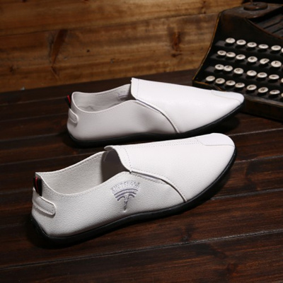 Men s Casual Peas Shoes Breathable Everyday Wear Fashion Trend Male Flat  Shoes a5a075e1643
