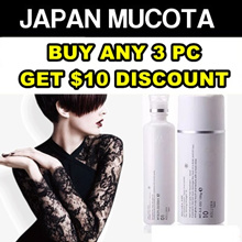 GET FREE MASK + SHIPPING! ♦ MUCOTA JAPAN FULL AIRE SERIES! ♦ SALON HOMECARE PRODUC