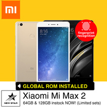 [$250 NETT] 64GB Xiaomi Mi Max 2 with Fingerprint Identification [ Ready Stocks]