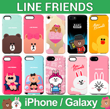 ★ LINE FRIENDS CASE / JELLY/ CARD / BUMPER CASING ★ iPhone X iPhone 8 iPhone 7 ★ Galaxy S9 S8 Note8