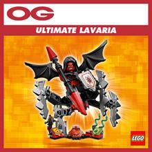 ♥ LEGO NEXO KNIGHTS Ultimate Lavaria 70335 ♥
