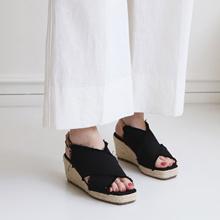[SAPPUN官方旗艦店]Lemzer帆布涼鞋(11cm)