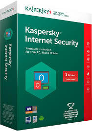 Kaspersky Internet Security 2018 for 1 or 3-device for 1-year - activation code
