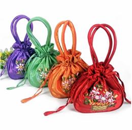 [Chinese New Year ] Fashion Lady handbag/hand bags/ Silk hand bags/ women handbags / Classic design