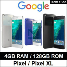 Google Pixel / Pixel XL / 128GB ROM / 4GB RAM / Qualcomm Snapdragon 821 / Refurbished