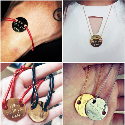 7 29 New Arrival G Dragon Style Bang Necklace A