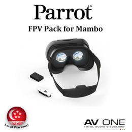 [PARROT]  FPV PACK  for Mambo (Glasses + Camera+ HD battery) / Official Product
