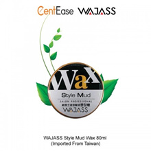 WAJASS Style Mud Wax 80ml (Imported From Taiwan)