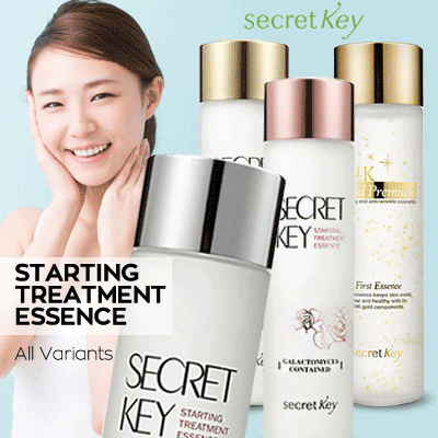 Secret Key Starting Treatment Essence All Varian Deals for only Rp200.000 instead of Rp200.000