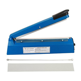 20cm PVC Impulse Packaging Sealer with FREE GIFT