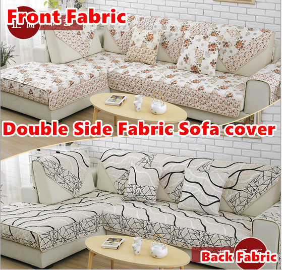Fit To Viewer Prev Next New Double Fabric Sofa Covers Padslocal