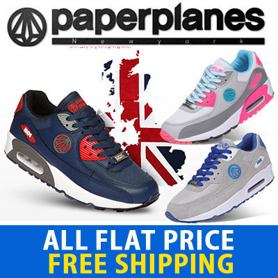 [All Flat Price]Paperplanes Air Running shoes PP1101 Unisex Athletic Korea  Best Shoes Brand