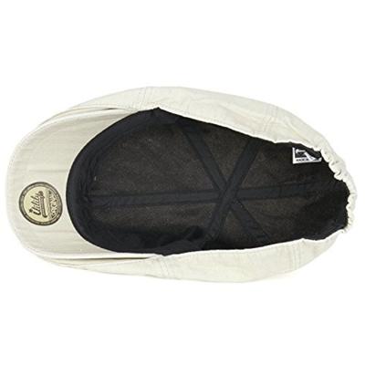 Ililily ililily Washed Cotton Flat Cap Cabbie Hat Gatsby Ivy Irish Hunting  Newsboy Stretch 87c0c4752e3c