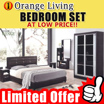 Qoo10 furniture sales special offer bedroom set for Very cheap bedroom furniture