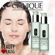 [ Clinique ] Liquid Facial Soap Mild / Oily 200ml With Pump