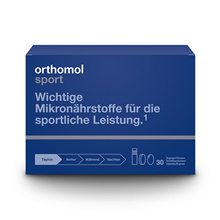 Ortho Mall Sports Drink + Tablet Type 30 Days Unisex