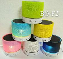 Speaker bluetooth BO-F2 LED