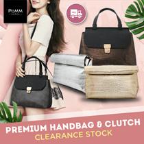 Flat Price! SIGNATURE R_R CLUTCH_POLMANG★3 STYLES★BEST SELLER★Tote bag Womens bag Tas wanita