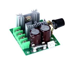 SG 12V-40V 10A Pulse Width Modulation PWM DC Motor Speed Control Switch 13KHz