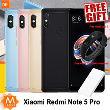 [Super Sale] Xiaomi Redmi Note 5 Pro|13 MP Dual Camera|Snapdragon Octa Core|Free Gift |Free Warranty