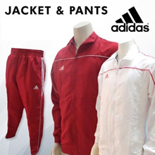ADIDAS Jacket / Pants / Different Size and Color Available