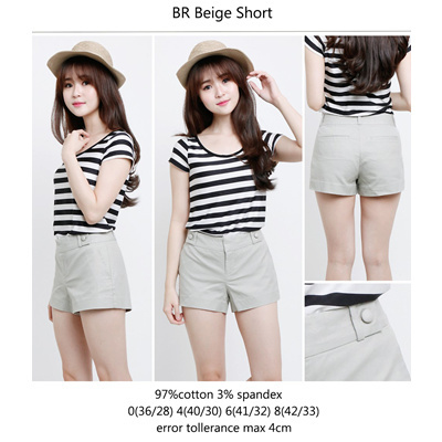 BR Beige short
