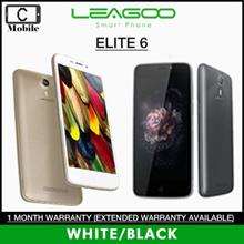 Leagoo Elite 6 White And Black