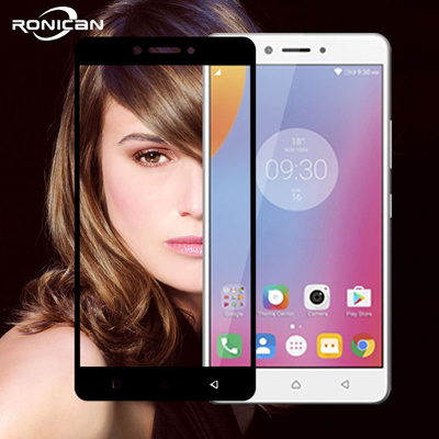 Full Cover Tempered Glass Lenovo K6 Note Phone Screen Protector Glass  Lenovo k6 note K53a48 5 5
