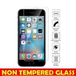 iPhone 7/8 Plus Film TPU Plastic Crystal Clear/Matte Anti Glare 0.1mm Screen Protector