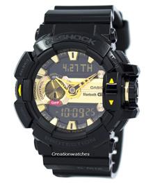 [CreationWatches] Casio G-Shock GMIX Bluetooth Smart World Time Ana-Digi GBA-400-1A9 Mens Watch