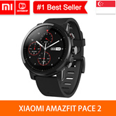 💖READY STOCK💖[Amazfit PACE 2/ Amazfit Stratos] 2018 GPS Running Smartwatch 11 Days Battery Life